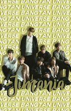 BANGTAN UNIVERSE ˀˀ  ৲ ৲  BTS by JIMANIA
