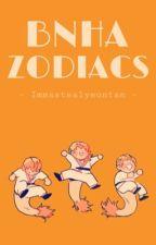 BNHA Zodiacs 1✔️ by ImmaStealYeontan