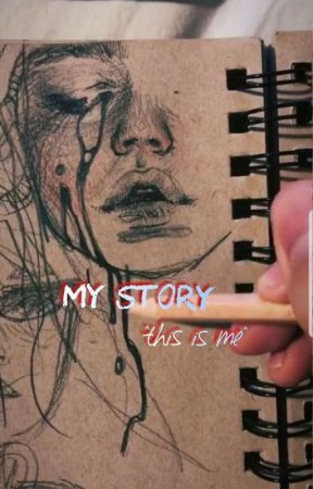 "My story "" this is me ""  by Asef_1998"