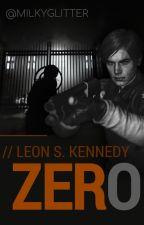 ZERO // Leon S Kennedy by milkyglitter