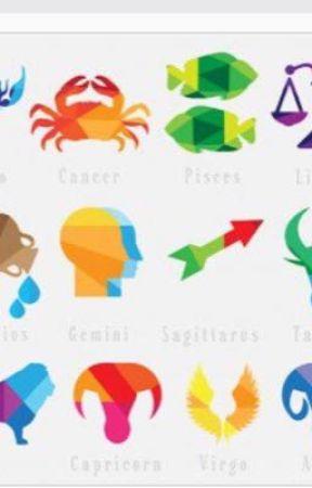 Zodiac Signs book! by SoloDarkAngel