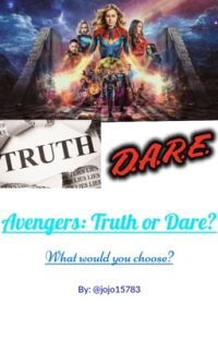 Avengers: Truth or dare? cover