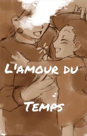 L'amour du temps  by AikoHinata