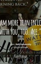 Hell university (unforgettable moments/lines) by immasadistgirl