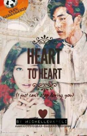 Heart To Heart (I Can't Stop Loving You)  by MichelleUkpeli