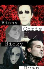Motionless In White [SMUT]  by RickyXMYHEROIN