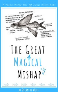The Great Magical Mishap cover