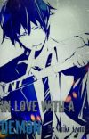 In Love With a Demon (Rin Okumura x reader) cover