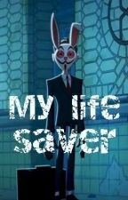 My life saver  by BunnyManFrankFangirl