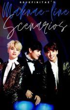 BTS SCENARIOS | mkl  by ggukfinitae