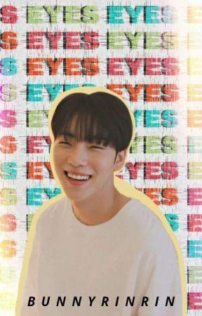 Eyes | ONF [KyunYoon] by BunnyRinRin