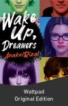 Wake Up, Dreamers (PUBLISHED UNDER BLISS BOOKS) cover