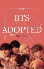 Bts adopted ✔ by NC1609
