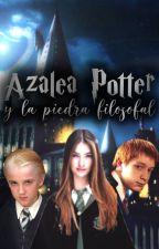 Azalea Potter y la Piedra Filosofal by ligeiadepp