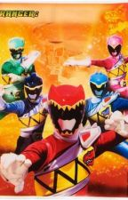 Power Rangers Dino Charge: The Orange Ranger [May Discontinue] by lightstargamer