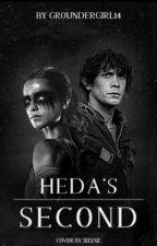 Heda's Second  Bellamy B. by GrounderGirl14