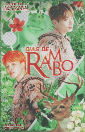 Dias de Rambo • JJK + PJM by Bulletkookie