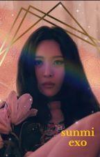 sunmi | exo 10th member by Dark_Flowers16