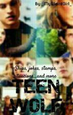 Teen wolf (Vlčí mládě)-nejlepší scény by _MyWeirdGirl_