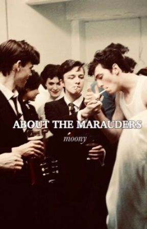 About The Marauders (ita) by _MoonyChocolate