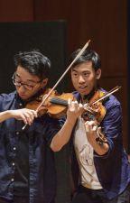 BAE Song (Twoset Violin Brett and Eddy Fanfic) by bluepeach909