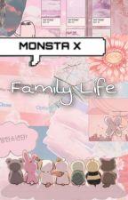 Monsta X Family Life by Doki_Doki_4ever
