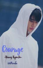 Courage - 황현진 Hwang Hyunjin by 1210Panda