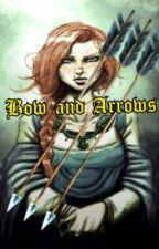 Bow and Arrow {How To Train Your Dragon Fanfic} by love_and_live_LIFE