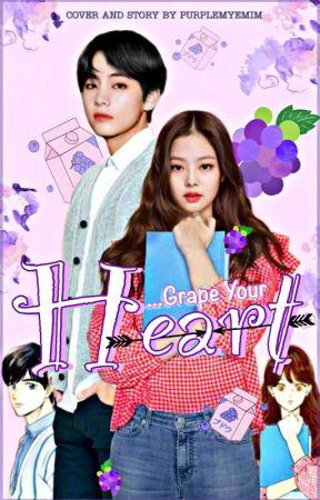Grape Your Heart | TAENNIE by purplemyemim_
