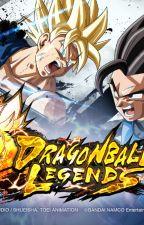 Dragon Ball Z Legends Chrono Generator Hack by jamesblunt123