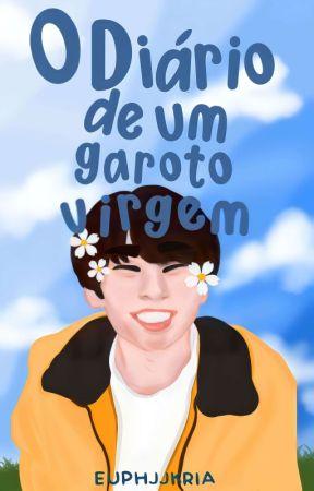 O Diário De um Garoto Virgem • JJK + PJM by euphjjkria