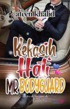 Kekasih Hati Mr Bodyguard  cover