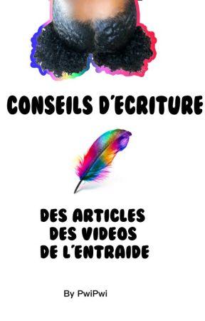 CONSEILS D'ÉCRITURE by atelierdecriture