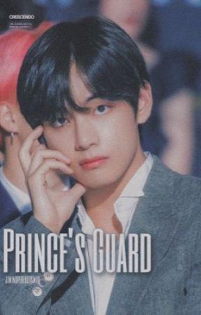 Prince's Guard: taekook by jiminsperfectsmile