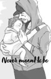 Never meant to be. (Peter Parker x reader) cover