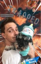 Trapped. (Lazarbeam x Reader) by NuggiesFlipyFlops