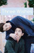 Three Wishes [TinCan] by adiar_rose