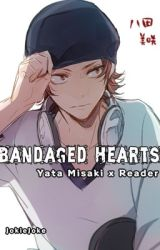 Bandaged Hearts  by Hells_Sweets