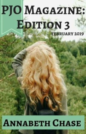 PJO Magazine Edition #3: February 2019 by PJO_Magazine