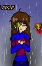 my rose  by RedWolfAlex