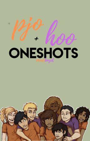 pjo + hoo oneshots by snowsbazed
