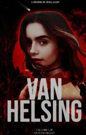 VAN HELSING || Twilight by gellerstar