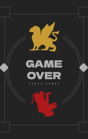 Game Over Party Games by Mikeindialima2
