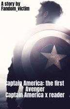 Captain America: the first Avenger (Captain America - x reader) by Fandom_victim