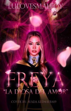 Freya | Draco Malfoy by lulovesmalfoy