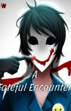 A Fateful Encounter (Bloody Painter X Female! Reader) by Charm_Speaker