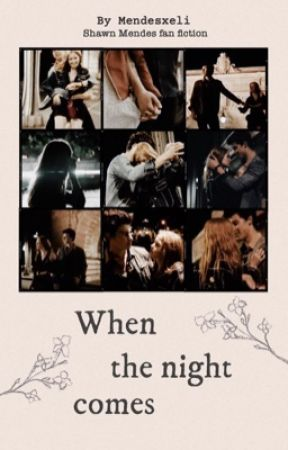 When the night comes|| Shawn Mendes  by Mendesxeli