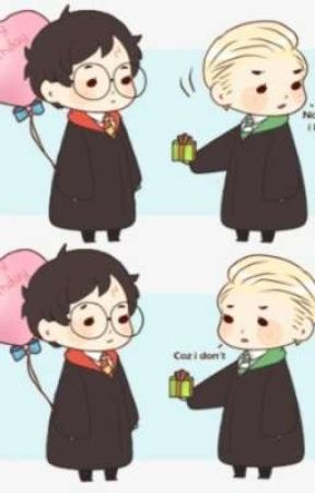 Frenemies (Drarry) by GeeseGremlin