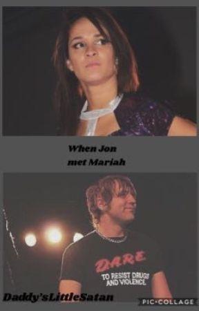 When Jon Met Mariah by daddyslittlesatan