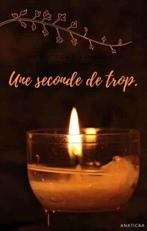 Une seconde de trop. by anaticaa